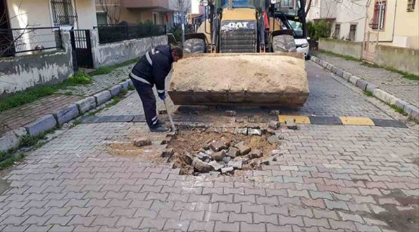Çatalca'da mahallelerin çehresi değişiyor