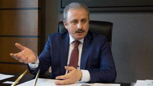 AKP'li Şentop'tan Erdoğan-Bahçeli zirvesine ilişkin ilk açıklama