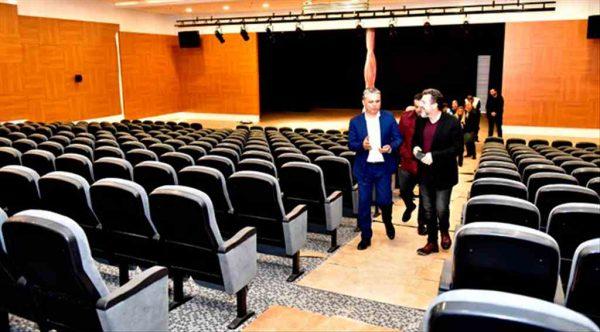 Muratpaşa'da 13 bin metrekare alana dev STK merkezi