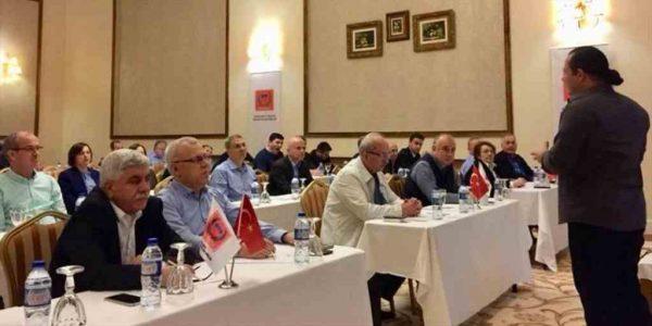 Başkan Albayrak Etkili İletişim Çalıştayı'na katıldı