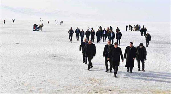 Ekrem İmamoğlu Kars ve Ardahan'da temaslarda bulundu