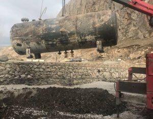 Van'da 1 ton 870 litre kaçak akaryakıt ele geçirildi