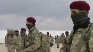 'Kürt Şahinleri' Afrin'de