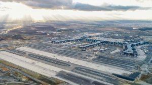 Bakanlıktan, 3. Havalimanı inşaatında hayatını kaybeden işçi açıklaması!