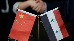 Çin'den Suriye adımı!