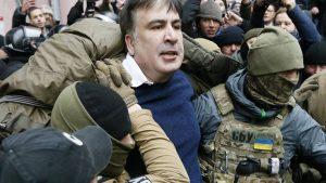 Saakaşvili, Ukrayna tarafından sınır dışı edildi
