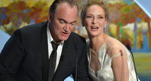 Tarantino: Thurman'a ben tükürdüm!