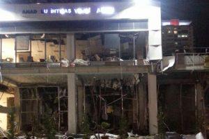 Ankara'da çok şiddetli patlama!
