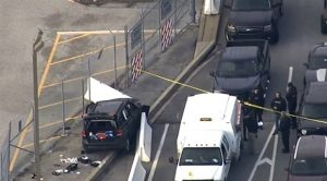 ABD Ulusal Güvenlik Ajansı'nın girişinde silahlı saldırı