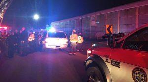 ABD'de trenler çarpıştı!