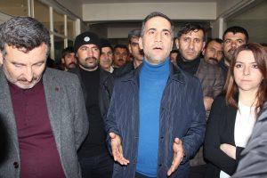 HDP'li Ahmet Yıldırım'ın milletvekilliği düşürüldü