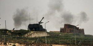 Afrin'de roketli saldırı! 10 asker yaralı!