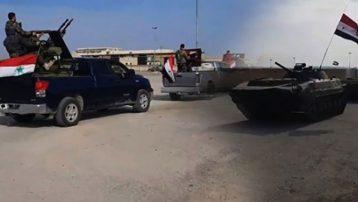 Afrin'de sıcak gelişme! Suriye devlet ajansı duyurdu