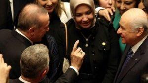 CHP'den Saray-Bahçeli ortaklığıyla ilgili flaş iddia