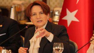 Meral Akşener'den çok çarpıcı Erdoğan iddiası: Erdoğan ile HDP anlaşır