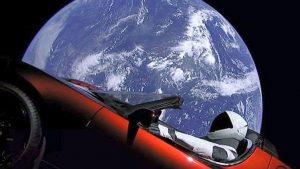 Mars'a gönderilen araba Dünya'ya mı çarpacak?