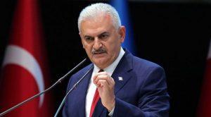 Binali Yıldırım: ABD Türkiye'ye gizli ambargo uyguluyor
