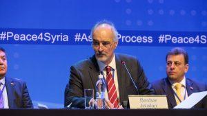 """Caferi: """"Suriye kimyasal silah kullanıyor olamaz çünkü…"""""""
