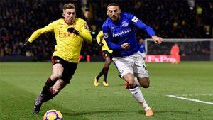 Cenk Tosun'lu Everton deplasmanda mağlup