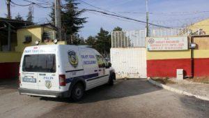Cezaevinde 'isyan alarmı' tatbikat çıktı