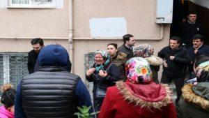 Fatih'te dehşet:  Yaşlı kadın evinde bıçaklanarak öldürüldü