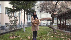 Endonezyalı öğrenci: Kayseri'de 3 kez evlilik teklifi aldım