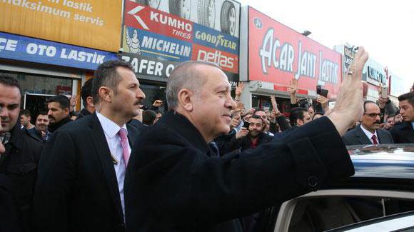 Erdoğan'dan KHK uyarılarına yanıt