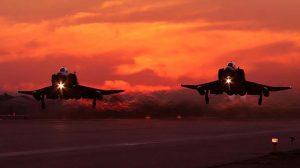 Son Dakika- Jetler peş peşe havalandı! Afrin'e bombardıman başladı