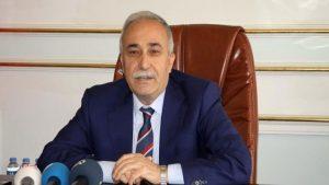 Bakan Fakıbaba: Türkiye'nin toprağında gözü olanın gözünü patlatırız