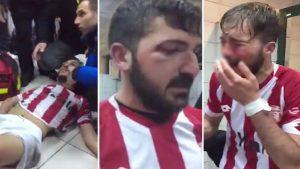 Yeni Çansporlu futbolcular, Sultangazispor deplasmanında darp edildi
