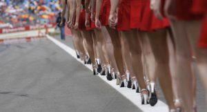 Grid kızlarına yasak! F1'de tarihi değişiklik…