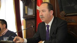 CHP'li belediye başkanı, ABD Başkonsolosu'nu reddetti