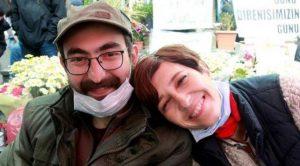 Gülmen ve Özakça'ya destek paylaşımında bulundu gözaltına alındı