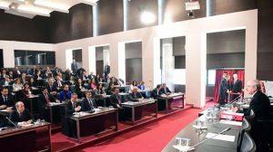 CHP Parti Meclisi'nden ilk bildiri