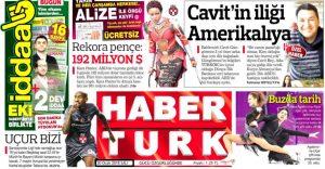 """Habertürk'te """"tarihi"""" hata: Gazete 5 çalışanın işine son verdi!"""