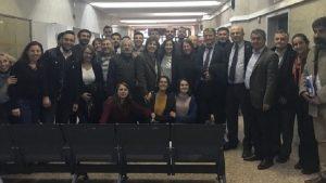 Gözaltındaki Halkevleri üyeleri hakkında karar