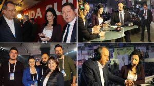 Halk TV Ekibi CHP Kurultayı'nda: Çok özel karelerle Kurultay'ın kamera arkası…