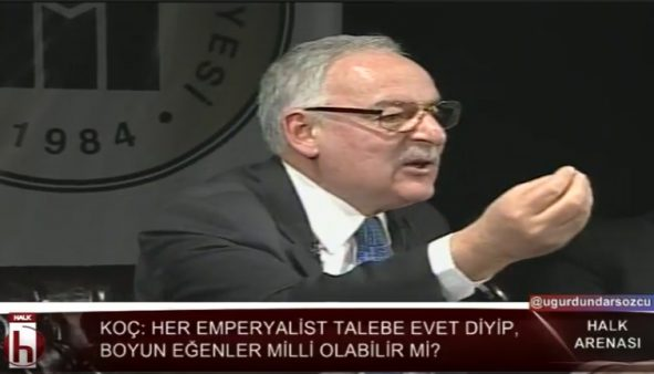 """Haluk Koç'tan AKP'ye """"yerlilik"""" ve """"millilik"""" dersi…"""