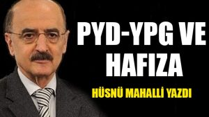 PYD-YPG ve hafıza