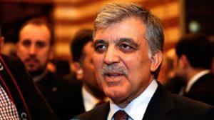 Abdullah Gül'den o iddialara cevap!