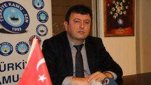 Türkiye Kamu-Sen: Türk ya da Türkiye kelimesinin kaldırılmasını kabul etmiyoruz
