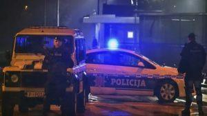 Karadağ'da ABD elçiliğine saldırı