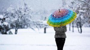 Amatör meteoroloji tahmincileri: İstanbul'a yoğun kar gelebilir!