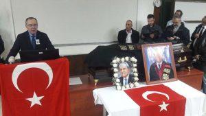 Agop Kotoğyan için Cerrahpaşa Tıp Fakültesi'nde tören düzenlendi