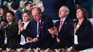 CHP kurultayının ayrıntıları… Hangi sandıktan kime kaç oy çıktı?
