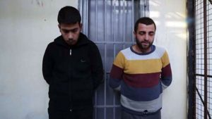 Afrin'de yakalanan teröristlerden maaş itirafı