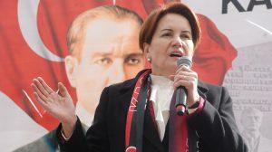 Meral Akşener Erdoğan'ı sert eleştirdi
