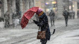 Meteoroloji İstanbul için kar açıklaması yaptı!