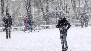 11 Şubat 2018 hava durumu! Bugün hava nasıl olacak?