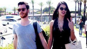 Metin Hara'dan romantik Adriana Lima paylaşımı